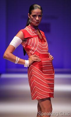 Nandita Basu at WLIFW SS 2012