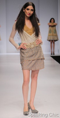 Virtues at WLIFW S/S 2012
