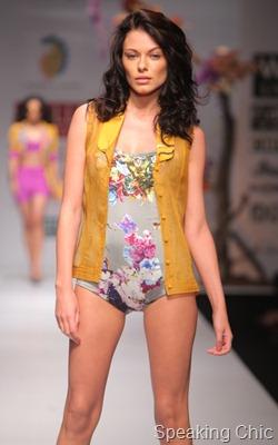 Hemant-Nandita at WLIFW SS 2012