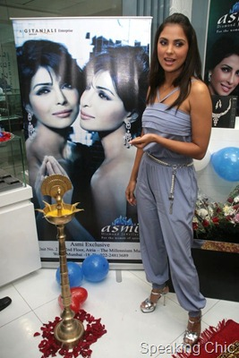 Lara Dutta in jumpsuit