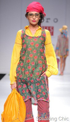 Pero by Aneeth Arora at WLIFW SS 2012