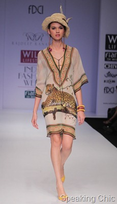 Rajdeep Ranawat at WLIFW S/S 2012