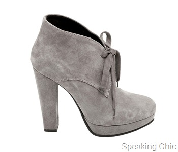Benetton boots Winter 2011