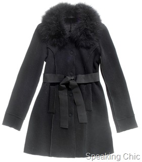 Winter Coat from Sisley