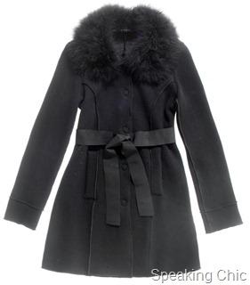 Winter Coat from Sisley
