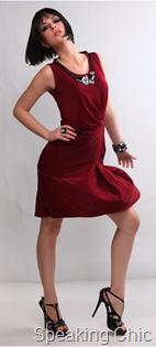 Red Dress 109F