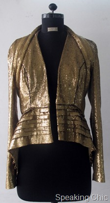 Party jacket from Vizyon