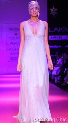 Wendell Rodricks at LFW W/F 2011