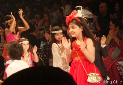 Kidology at India Kids Fashion Week