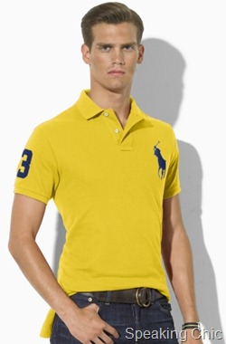 Ralph Lauren Big Pony Polo tshirt