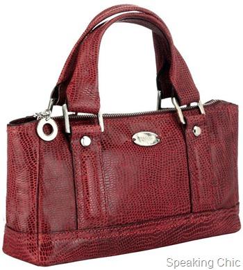 Hidesign Thelma grab handle bag