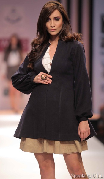 Kotwara by Meera Ali at WIFW AW 2012