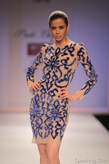 Preeti Chandra at WIFW AW 2012
