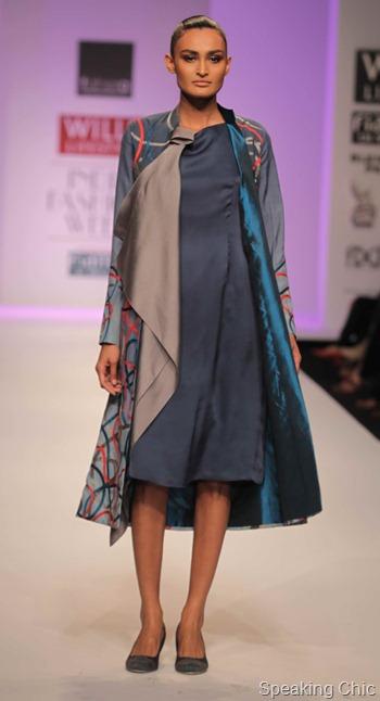 Tahera Peeran at WIFW AW 2012