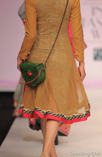 Pallavi Singhee at WIFW AW 2012