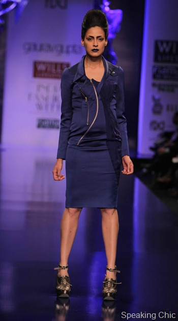 Gaurav Gupta at WIFW A/W 2012