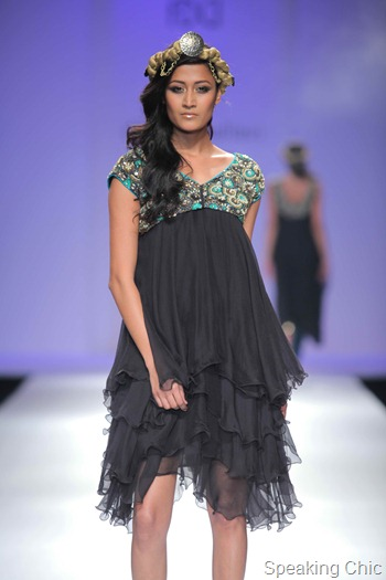 Taurus by Shruv & Pallavi at WIFW A/W 2012