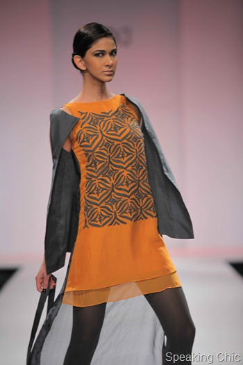 Myoho by Kiran & Megha at WIFW A/W 2012