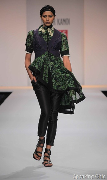 Nupur Kanoi at WIFW A/W 2012