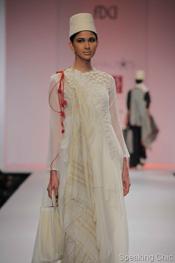 Vaishali S at WIFW A/W 2012