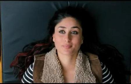 Kareena in waistcoat- Ek Main Aur Ekk Tu