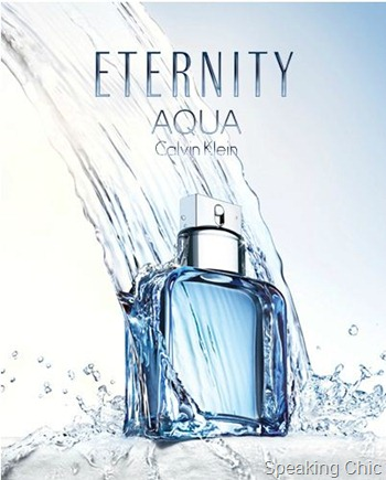 CK Eternity for Men Aqua