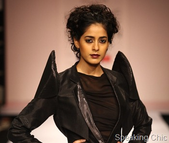 Rimi Nayak at LFW S/R 2012