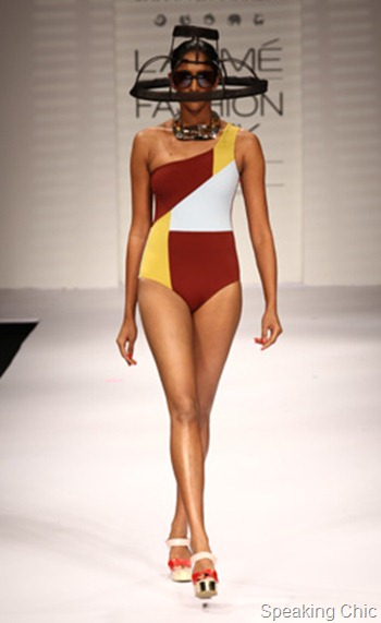 Shivan & narresh at LFW S/R 2012
