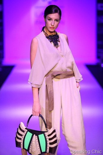 Swapnil Shinde at LFW S/R 2012