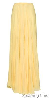 Mango SS 2012 61304553 VOLARE amarilla