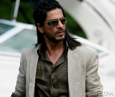 SRK in Don 2- linen jacket