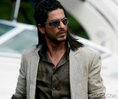SRK in Don 2- linen jacket