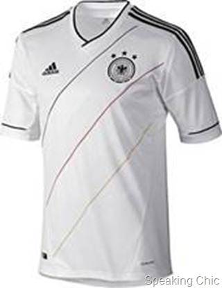 Germany unifrom Euro 2012