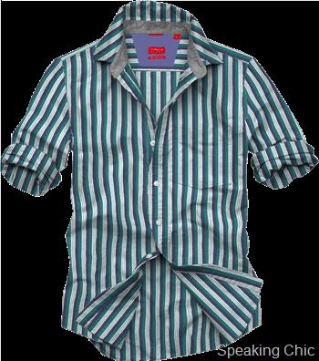 Van Heusen shirt AW 12