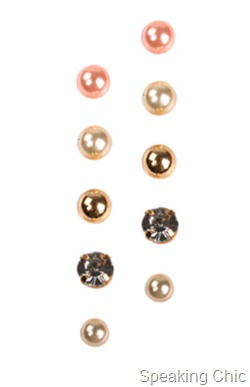 Aldo earrings- Alexander