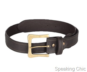 Baggit Women Brown Xylo Taj Belt