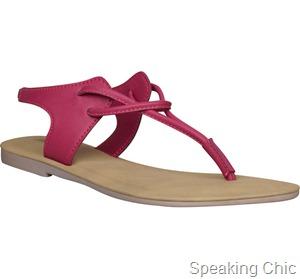 Bata N Strap sandal