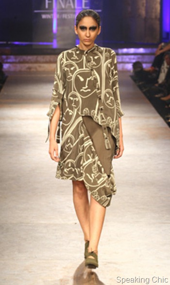 Kallol Dutta at LFW W/F 2012