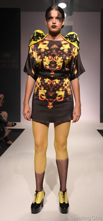 Ken Ferns at LFW W/F 2012