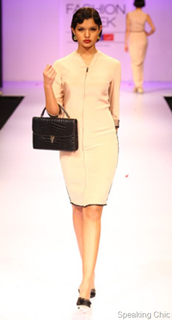 Pernia Qureshi bag at LFW W/F 2012