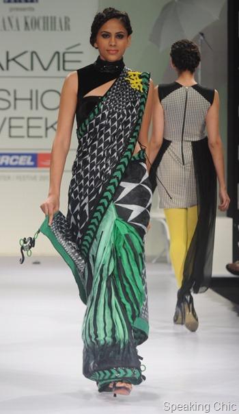 Archana Kochhar at LFW W/F 2012