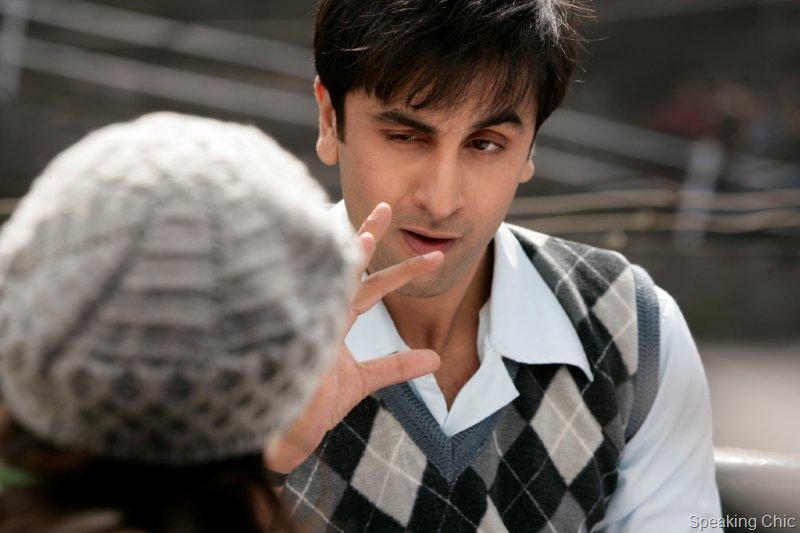 Bollywood Fashion: Barfi is a classic, sweet look from the ...
