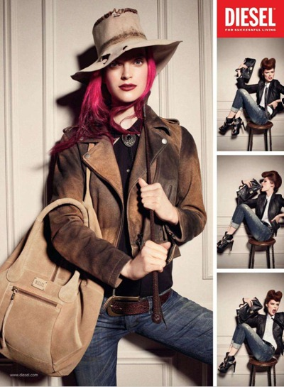 Diesel AW 12 campaign 3