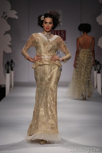 WIFW SS13 Geisha Designs
