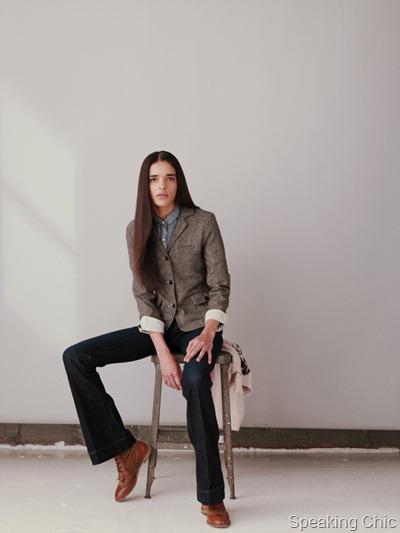 Levisbootcut skinny jeans