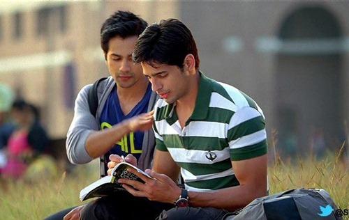 Student of the Year - Varun Dhawan and Siddharth Malhotra