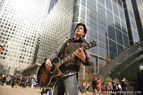 SRK in Superdry- Jab Tak Hai Jaan
