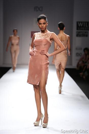 WIFW SS13 Sakshee Pradhan