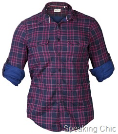 Allen Solly check shirt