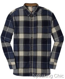 FC grapple twill check shirt 2999